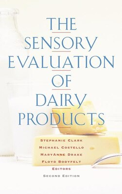 Book The Sensory Evaluation of Dairy Products by Stephanie Clark