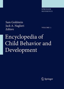 Book Encyclopedia of Child Behavior and Development by Sam Goldstein