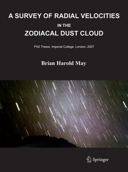Book A Survey of Radial Velocities in the Zodiacal Dust Cloud by Brian May