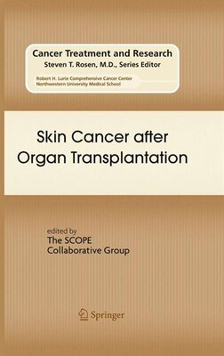 Book Skin Cancer after Organ Transplantation by Eggert Stockfleth