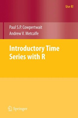 Book Introductory Time Series with R by Paul S.P. Cowpertwait