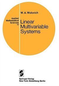 Book Linear Multivariable Systems by W. A. Wolovich