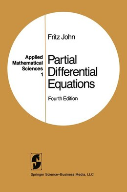 Book Partial Differential Equations by Fritz John