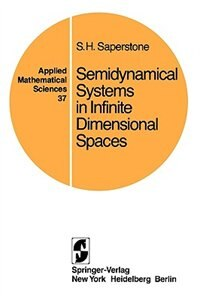 Book Semidynamical Systems in Infinite Dimensional Spaces by Stephen H. Saperstone
