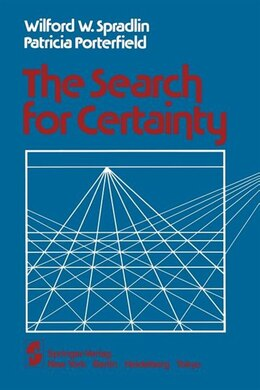 Book The Search for Certainty by W.W. Spradlin
