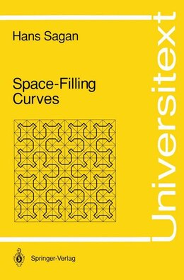 Book Space-Filling Curves by Hans Sagan
