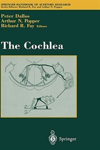 Book The Cochlea by Peter Dallos