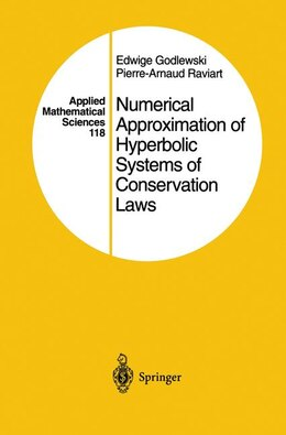 Book Numerical Approximation of Hyperbolic Systems of Conservation Laws: NUMERICAL APPROXIMATION OF HYP by Edwige Godlewski