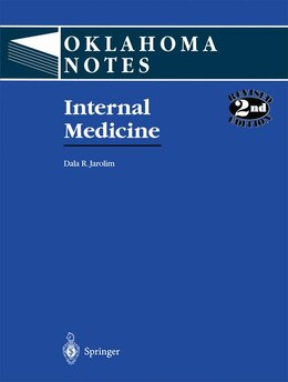 Book Internal Medicine by Dala R. Jarolim