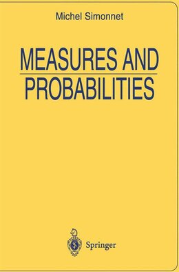 Book Measures and Probabilities by C.-m. Marle