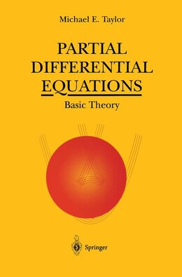 Book Partial Differential Equations: Basic Theory by Michael E. Taylor