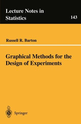 Book Graphical Methods For The Design Of Experiments: GRAPHICAL METHODS FOR THE DESI by Russell R. Barton