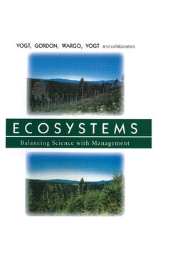 Book Ecosystems: Balancing Science with Management by B. Larson
