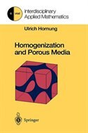 Book Homogenization and porous media by Ulrich Hornung