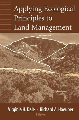 Book Applying Ecological Principles to Land Management by Virginia H. Dale