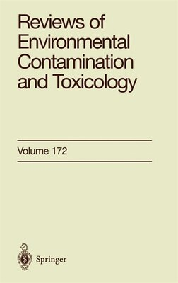 Book Reviews of Environmental Contamination and Toxicology: Continuation of Residue Reviews by George W. Ware