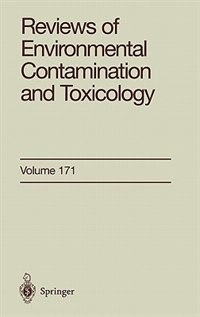 Book Reviews of Environmental Contamination and Toxicology: Continuation of Residue Reviews by Dr. George W. Ware