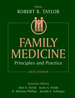 Book Family Medicine: Principles and Practice by A.K. David