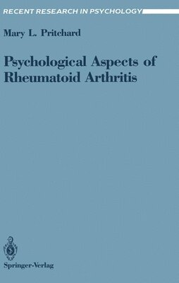 Book Psychological Aspects of Rheumatoid Arthritis by Mary L. Pritchard