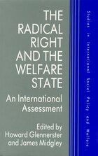 The Radical Right and the Welfare State: An International Assessment