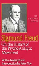 Book Sigmund Freud: The Standard Edition:On the History of the Psycho-Analytic Movement by Sigmund Freud