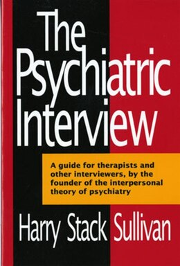 Book Psychiatric Interview by Harry Stack Sullivan