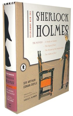 Book New Annotated Sherlock Holmes by Arthur Conan Doyle