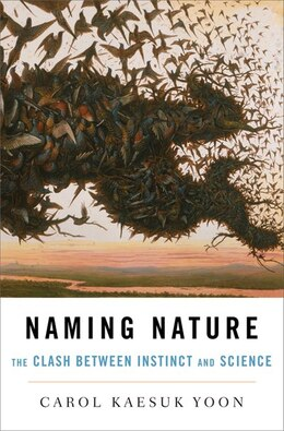 Book Naming Nature by Carol Yoon
