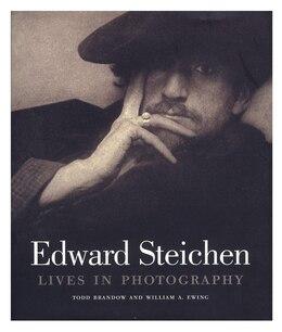 Book Edward Steichen by Todd Brandow