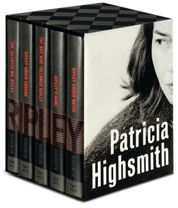 Book Complete Ripley Novels,the by Patricia Highsmith
