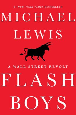 Book Flash Boys by Michael Lewis