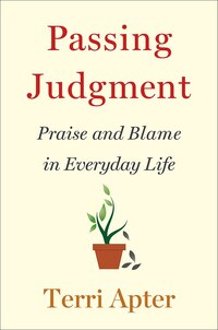 Passing Judgment: The Power Of Praise And Blame In Everyday Life