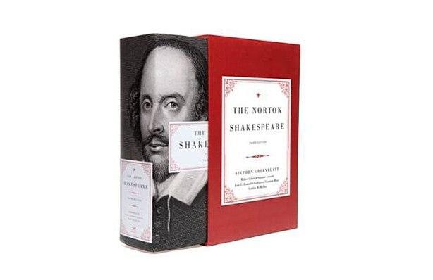 The Norton Shakespeare: Third Edition de Stephen Greenblatt