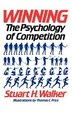 Winning The Psychology Of Competition by Stuart H Walker