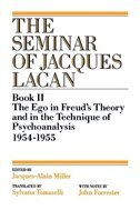 Book #2 Seminar Of Jacques Lacan by Jacques Lacan