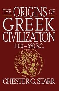 Origins Of Greek Civilization