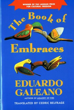 Book Book Of Embraces by Eduardo Galeano