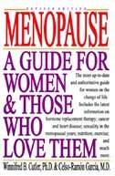 Book Menopause by Winnifred Cutler