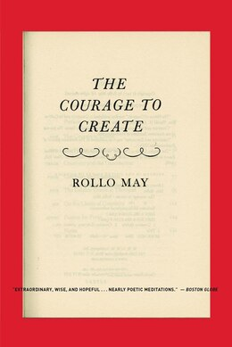 Book Courage To Create by Rollo May