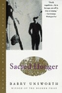Book Sacred Hunger by Barry Unsworth