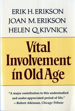 Book Vital Involvement In Old Age by Erik H Erikson