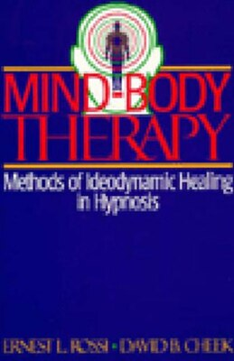 Book Mind Body Therapy by Ernest L Rossi
