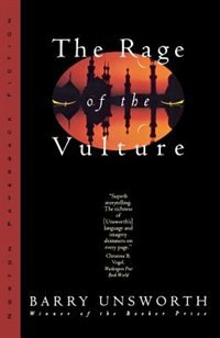 Book Rage Of The Vulture by Barry Unsworth