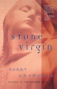 Book Stone Virgin by Barry Unsworth