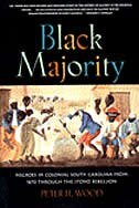 Black Majority: Negros In Colonial South Carolina From 1670 To The Stone Rebellio