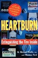 Book Heartburn by Michael Wolfe