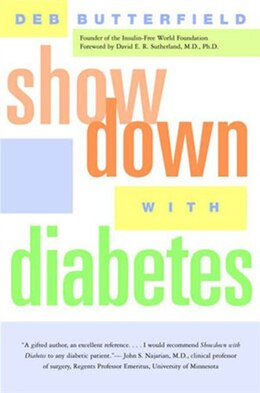 Book Showdown With Diabetes by Deb Butterfield