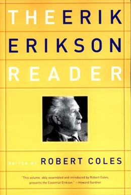 Book Erik Erikson Reader by Erik H Erikson
