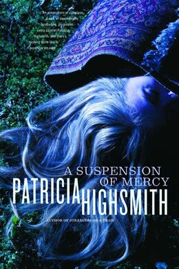 Book Suspension Of Mercy by Patricia Highsmith