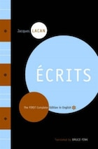 Ecrits: The First Complete Edition In English